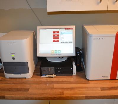 DAP 'S HEEREN BVBA - Sterilisatie/labo ruimte